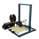 Creality 3D® CR-10S DIY 3D Printer Kit 300*300*400mm Printing Size With Z-axis Dual T Screw Rod Motor Filament Detector 1.75mm 0.4mm Nozzle_
