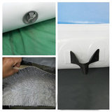 2/3/4/5M Air Tumbling Track Roller Inflatable Mat Home Training Sports Protector for Gymnastics _