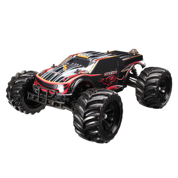 JLB Racing CHEETAH 1/10 Borstelloze RC Car Monster Truck 11101 RTR