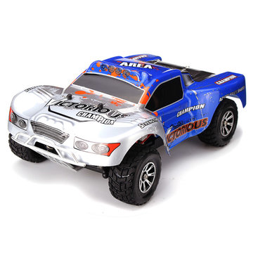 WLtoys A969-B 1/18 4WD Short Course RC Car 70km / h