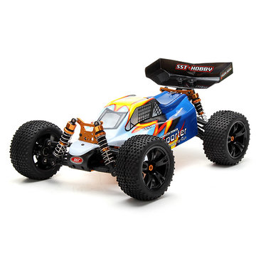 SST Racing 1937 1 / 10de Scale Off Road 4WD Borstelloze Buggy RTR