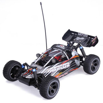 FS Racing 53632 Borstelloos 1/10 4WD EP & BL BAJA Buggy RTR