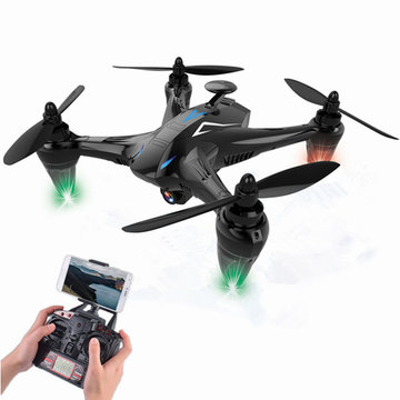 XINLIN SHIYE X198 5G WIFI FPV met 2MP / 5MP HD Camera Dubbel GPS Borstelloze RC-drone Quadcopter RTF