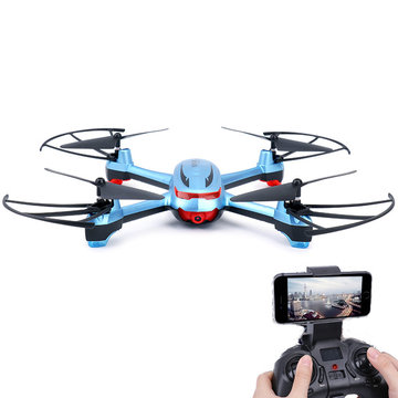 Dowellin Toys X20 720P WIFI FPV met 2MP groothoek HD Camera High Hold-modus RC Drone Quadcopter RTF