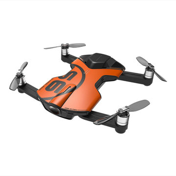 Wingsland S6 Pocket selfie Drone WiFi FPV Met 4K UHD Camera Comprehensive Obstacle Avoidance